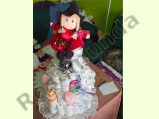 Manualidades e ideas para Baby Shower: pañalera-857