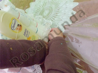 Manualidades e ideas para Baby Shower: pañalera-858