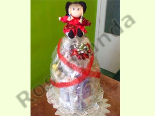 Manualidades e ideas para Baby Shower: pañalera-859