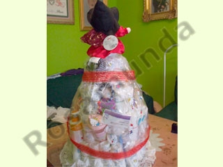 Manualidades e ideas para Baby Shower: pañalera-860